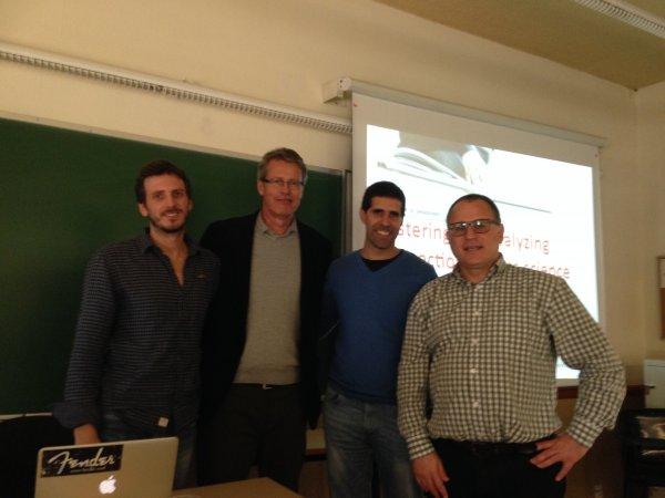 Taller seminario Studying Learning Lives