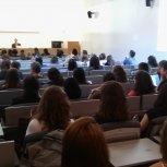 Conferencia en la UdG