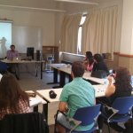 Workshop en la UB